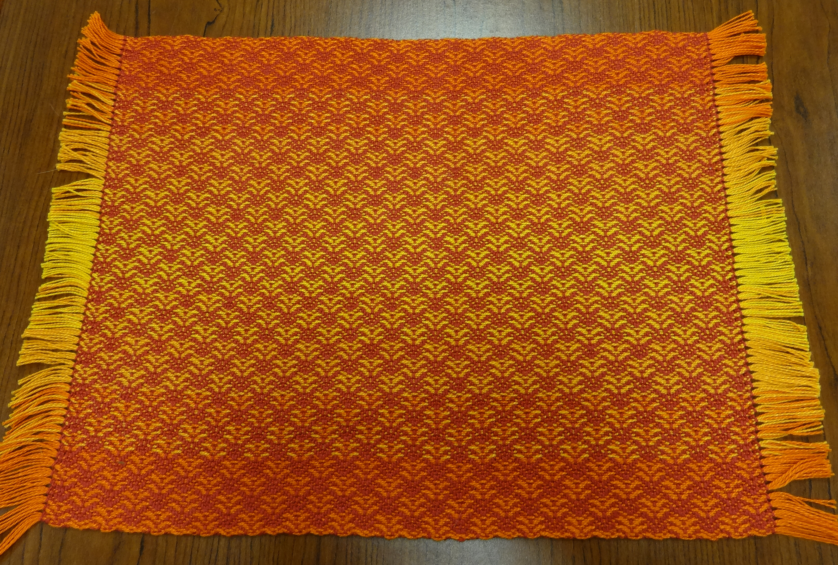 Placemat by Kate Lieber