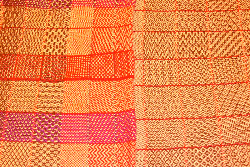 Gamp from Phillips Designing Woven Fabrics by Kate Lieber